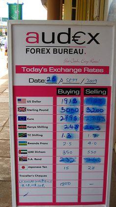 Forex in Kampala by jeff_holmes, via Flickr