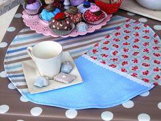Tovaglietta colazione http://silviaefamilydeco.blogspot.it/