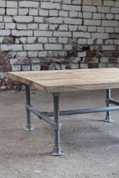Sohvapöydän runko - pipe table - putkihuonekalu - putkipöytä - Domus Classica verkkokauppa