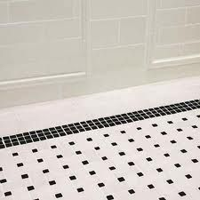 Attractive Small Bathroom Renovations Combination Foxy Decorating - Vintage bathroom flooring