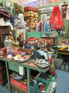Congratulations to Vendor 782 in booth 107 for being this January's BOOTH OF THE MONTH! Take a look at some of their amazing items! ~ The Brass Armadillo Antique Mall in Denver, CO. Consignment Store Displays, Armadillo, Denver, Mall, January, Congratulations, Brass, Antiques, Amazing