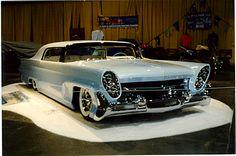 D' Agostino's '58 Lincoln Continental