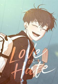 LOVE OR HATE - - Capítulo 26.00 - La Nekosidad Fansub - TuMangaOnline Art Anime Fille, Anime Art Girl, Otaku, Art Mignon, Yandere Anime, Handsome Anime Guys, Manhwa Manga, Manga Drawing, Drawing People