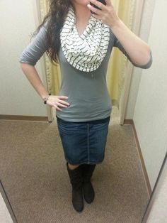 Teen outfit modest