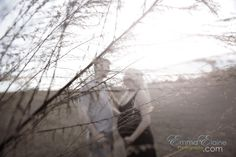 Love that baby bump! What a romantic image. www.emmaelainephotography.com