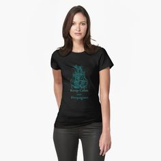 'I'm Not Retired, I'm a Full Time Grandma' T-Shirt by Staatiiart Shirt Art, My T Shirt, V Neck T Shirt, Tarot, Fashion Art, Mom Shirts, T Shirts For Women, Shirt Designs, Vintage T-shirts
