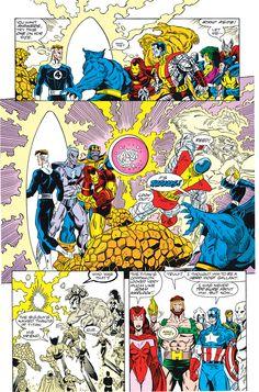 Infinity War #3 - Marvel Comics