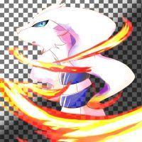 Blazing White Yang by Geo-lite