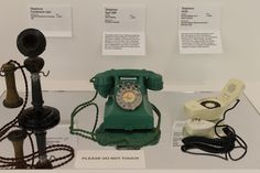 Design Museum London. Design Museum London, Telephone, Landline Phone, Phone