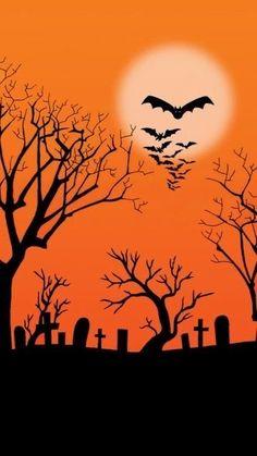 Image Halloween, Theme Halloween, Halloween Pictures, Halloween Bats, Halloween Horror, Spirit Halloween, Halloween Quotes, Halloween 2016, Halloween Ideas