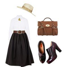 Tea Length Skirt