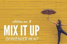 Bust out our Mix It Up Scavenger Hunt #8 for a great time! #stumin #youthministry #mixitup #scavengerhunt