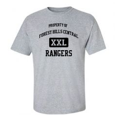 Forest Hills Central High School - Grand Rapids, MI | Men's T-Shirts Start at $21.97