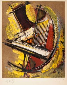 'Piano' (1958) by Roger Lersy
