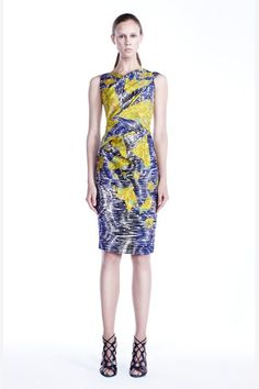 Peter Pilotto Resort 2012 Collection Photos - Vogue