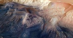 .a strange 196-mile (315km) scar that sits almost right in the middle of the Martian equator on the northern edge of the Valles Marineris canyon... flood topography like in Colorado Plateau - 4 Corners area