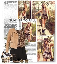Pretty Leopard Outfit