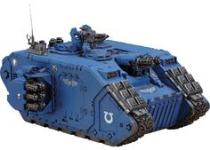 Probably have to have one of these Space Marine Land Raider Crusader/Redeemers. Warhammer Figures, Warhammer 40k Miniatures, Salamanders Space Marines, Scout Bike, Warhammer 40k Space Wolves, Ultramarines, Grey Knights, Imperial Fist, Geek Tech
