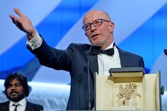 Dheepan has won the Palme d'Or at the 2015 Cannes Film Festival. The drama about Tamil refugees attempting to build a new life in France from director Jacques Audiard (pictured)took home the top award at Sunday's awards ceremony, bringing days of film premieres and red carpet moments to a close.