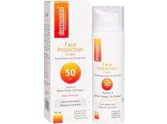 Dermoskin Sun Face Protection SPF 50 - 50ml