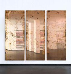 Walead Beshty: A Diagram of Forces  2011  Centro de Arte Dos de Mayo, Madrid, Spain