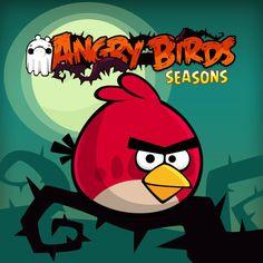 Angry Birds Seasons Halloween!