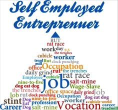 Self Employment: How to Translate Your Efforts Into Success - http://feedproxy.google.com/~r/SmallBusinessTrends/~3/w02y2mkD5LU/self-employment-success.html -                        In this article, we're going to explore the:  Differences between employment and self-employment. Reasons that make self-employment so popular nowadays. Ways to curb the risks associated with self-employment.  Have you asked yourself,...