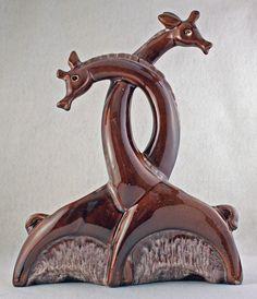 360a151ad1d5 Vintage Giraffe T.V. lamp Giant Giraffe