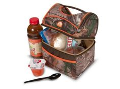 Camo-Meal-Lunch-Boxes-Playmate-Lunch-Bag-Camouflage-Food-Container-School-Kids