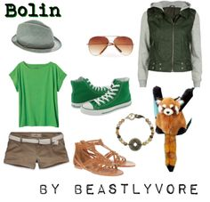 Based on the character 'Bolin' from 'The Legend of Korra'.  I could rock it.