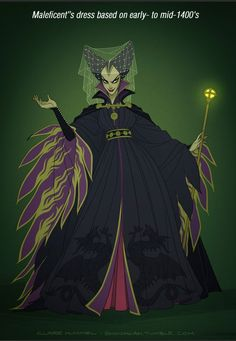 Historically accurate Disney - Maleficent