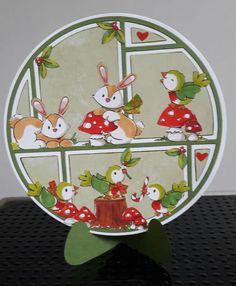 Marianne Design, Kids Cards, Form, Decorative Plates, Layout, Diy Crafts, Christmas Ornaments, Holiday Decor, Birthday