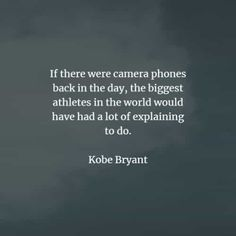 43 Famous quotes and sayings by Kobe Bryant. Here are the best Kobe Bryant quotes to read that will motivate you to strive harder to achieve. My Knee Hurts, Back Hurts, It Hurts, Kobe Bryant Quotes, Kobe Bryant 24, Strive Harder, To Strive, Thinking Of Someone, Blaming Others