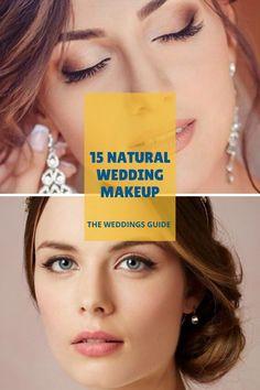 Natural Weddings Makeup Ideas #makeupideas Best Wedding Makeup, Natural Wedding Makeup, Wedding Make Up, Diy Wedding, Dream Wedding, Wedding Decor, Bushy Eyebrows, Natural Eyebrows, Makeup Inspiration