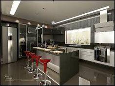 Resultado de imagem para armário de cozinha chic