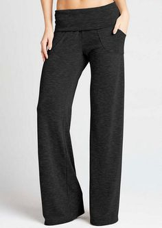 Marled Lounge Pant - Alloy Apparel #MyAlloy