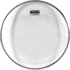 ATTACK DH10 2-Ply Medium Clear Percussion Effect by Attack Drumheads. $12.48. ATTACK 2-Ply Medium Clear. Save 45% Off!