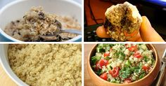 Quinoa, the gluten-free, protein powerhouse that is high in fibre, iron, and magnesium, can be eaten for any meal of the day. Heck if ...