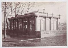 Bureau d'Omnibus de la Compagnie Générale, quai du Louvre, 1er arrondissement, Paris. | Paris Musées