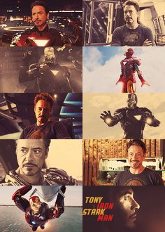 Iron Man .. Because if we can't protect the Earth, you can be damned well sure we'll avenge it