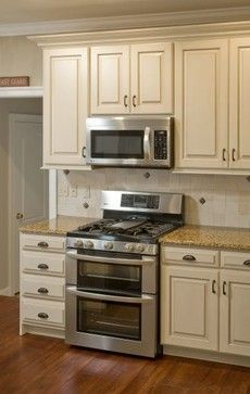 Microwave Over Range Design Ideas, Pictures, Remodel, and Decor - page 3