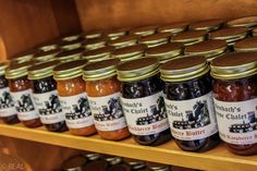 Did you know that we also carry a wide variety of Honey's, Jam's, and Jellies?    www.ehlenbachscheese.com