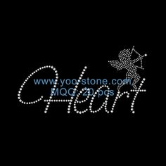 Heart Rhinestone Transfer For Women t-Shirt Rhinestone Transfers e76141790053