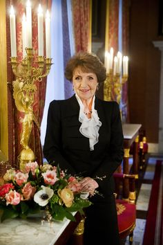 New Official Photos of Princess Margriet for their 75th Birthday 18 Jan 2018