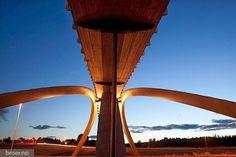Golden Horn Pont de Léonard de Vinci