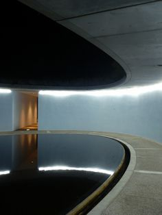 Benesse House Museum/Hotel, Naoshima Contemporary Art Island by Tadao Ando Architect :: Oval