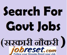Find Best Government Jobs in India. Search & apply the latest Sarkari Naukri 2015 on Jobreset.com. Post your resume now to follow your dreams! Visit : http://bestgovtjobs.blogspot.com/2015/04/what-can-help-me-crack-banking-job-in.html