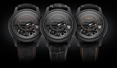 The Enraged limited editions by Romain Gauthier