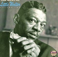 """""""Little Walter"""" He was a Chicago blues harmonica player."""