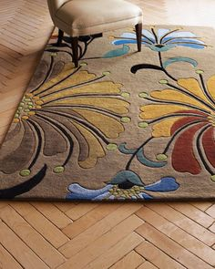 Designer Rugs at Horchow
